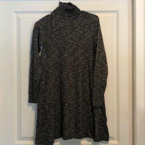 Max studio turtleneck sweater dress.